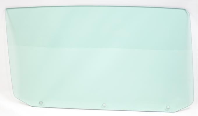AMD Door Glass, Green Tint, RH, 64 GM A-Body Convertible 550-3464-TVR