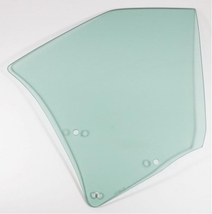 AMD Quarter Glass, Green Tint, RH, 68-72 GM A-Body Convertible 795-3468-TVR
