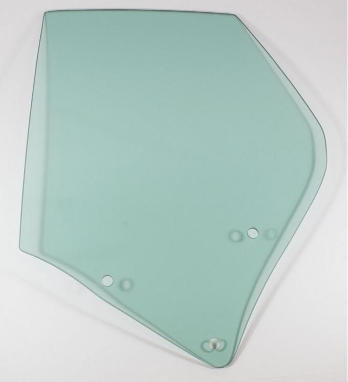 AMD Quarter Glass, Green Tint, LH, 70-72 Monte Carlo; 70-72 Cutlass Supreme Coupe 795-3670-TL
