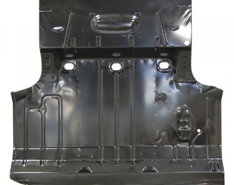 AMD Trunk Floor, OE Style w/ Braces 800-3466