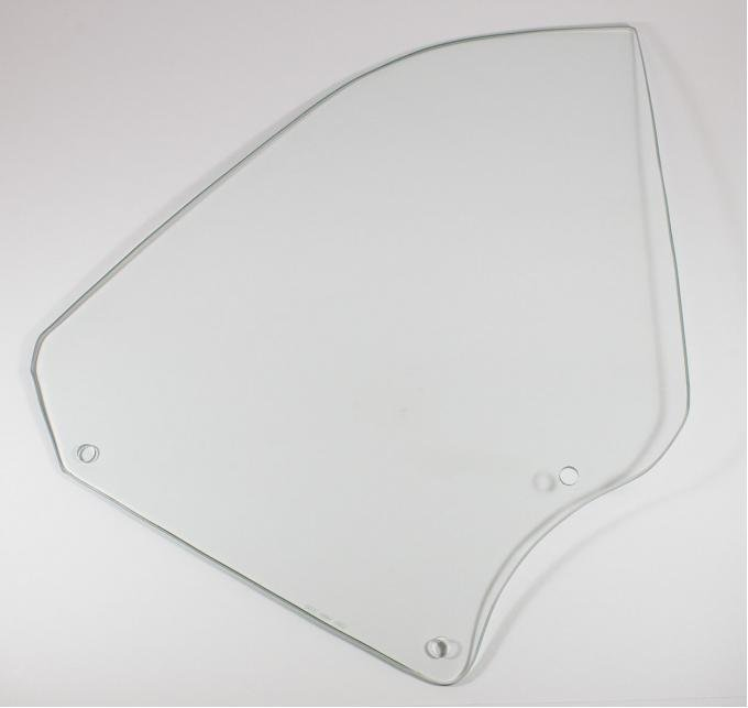 AMD Quarter Glass, Clear, RH, 66-67 GM A-Body Convertible 795-3466-CVR