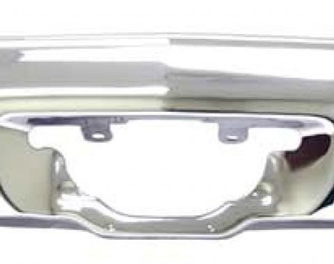 AMD Rear Bumper, 71-72 Chevelle (Except Wagon) (Standard, Drill Holes For SS Emblem) 990-3471