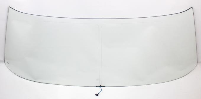 AMD Windshield with Antenna, Clear, 70-72 GM A-Body Coupe & 2DR Sedan 380-3470-C