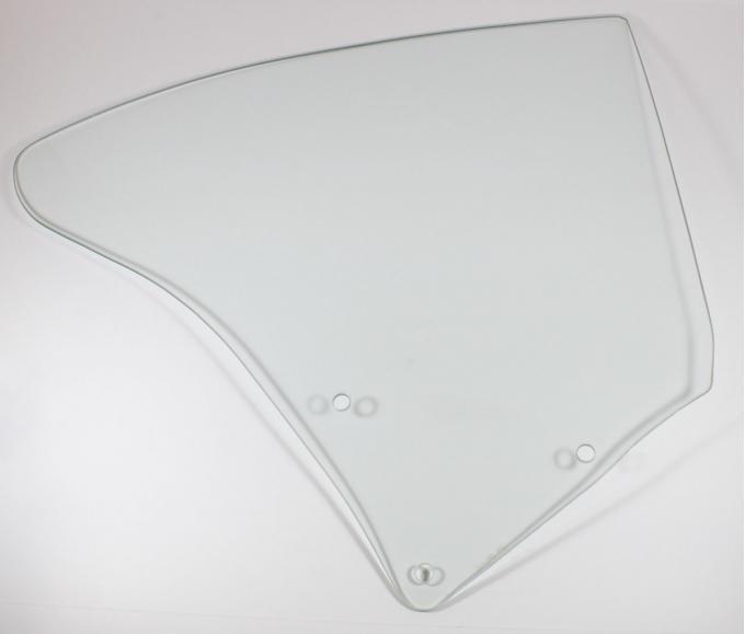 AMD Quarter Glass, Clear, RH, 68-72 Cutlass Coupe (Except Supreme) 795-7468-CR