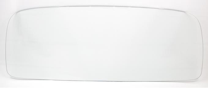 AMD Back Glass, Clear, 68-72 GTO 660-5468-C