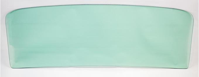AMD Back Glass, Green Tint, 66-67 Chevelle Coupe; GM BOP Coupe & 2DR Sedan (Post) 660-3466-T