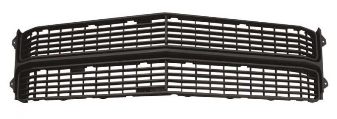 AMD Grille, SS Style Black, 70 Chevelle El Camino 150-3470