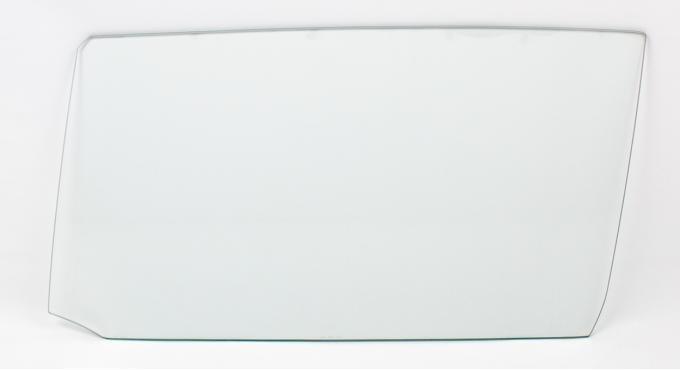 AMD Door Glass, Clear, LH, 66-67 Skylark Cutlass GTO 2DR Sedan (Post) 550-5466-CSL