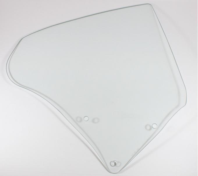 AMD Quarter Glass, Clear, RH, 68-72 GTO Coupe 795-5468-CR