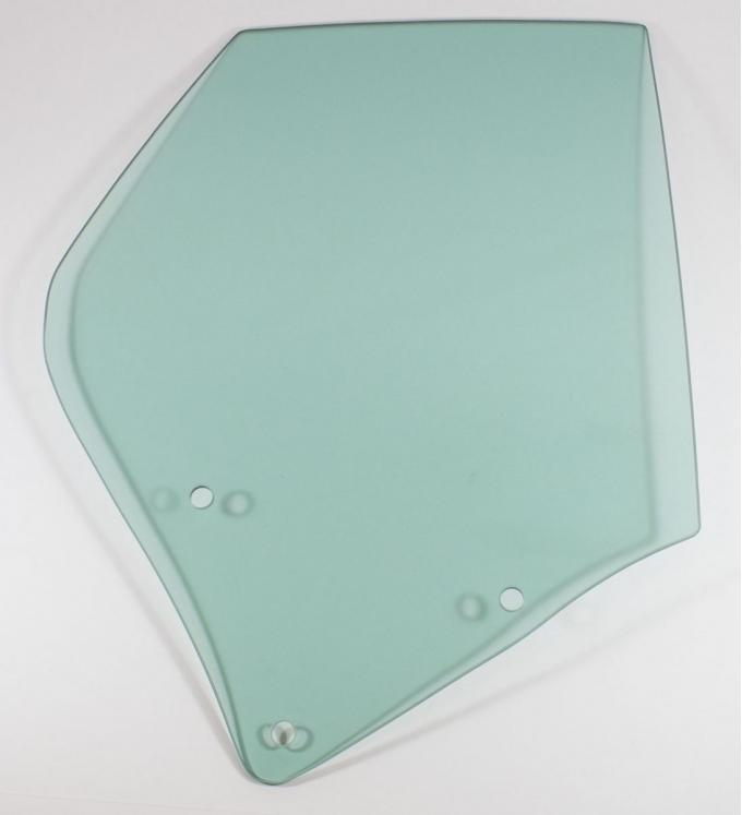 AMD Quarter Glass, Green Tint, RH, 70-72 Monte Carlo; 70-72 Cutlass Supreme Coupe 795-3670-TR