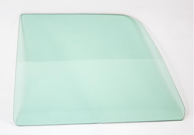 AMD Door Glass, Green Tint, LH, 68-72 El Camino 550-3768-TL