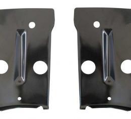 AMD Taillight Panel Inner Braces (2pcs), 68-69 Chevelle 920-3468-S