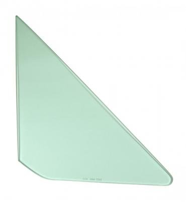 AMD Vent Glass, Green Tint, RH, 64-65 GM A-Body; 66-67 Chevelle 2/4DR Sedan (Post) 560-3464-TR