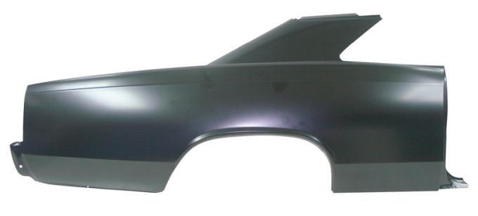 AMD Quarter Panel, OE Style, RH, 66-67 Chevelle Coupe 700-3466-R