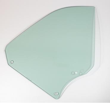 AMD Quarter Glass, Green Tint, RH, 66-67 GM A-Body Convertible 795-3466-TVR