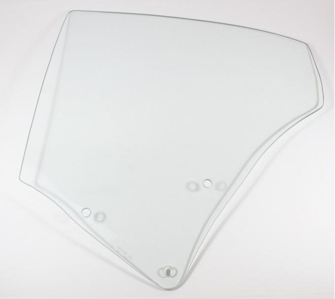 AMD Quarter Glass, Clear, LH, 70-72 Chevelle Coupe; 70-72 Skylark Coupe 795-3470-CL