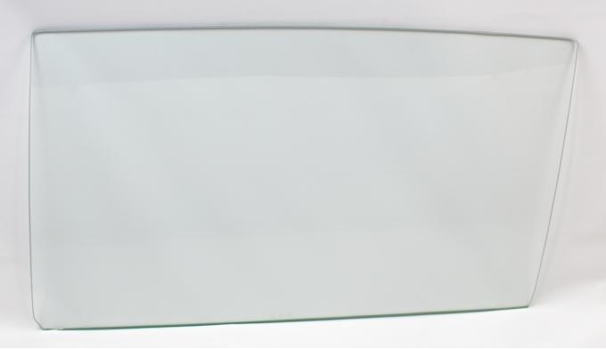 AMD Door Glass, Clear, LH, 68-69 Chevelle 2DR Sedan (Post); 68-72 GM BOP A-Body 2DR Sedan (Post) 550-3468-CSL