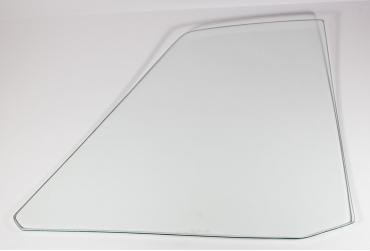 AMD Quarter Glass, Clear, LH, 64-65 Chevelle Coupe 795-3464-CL