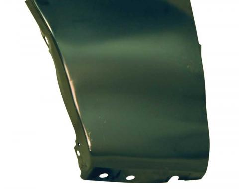 AMD Front Fender Lower Rear Repair Panel, LH 205-3470-L