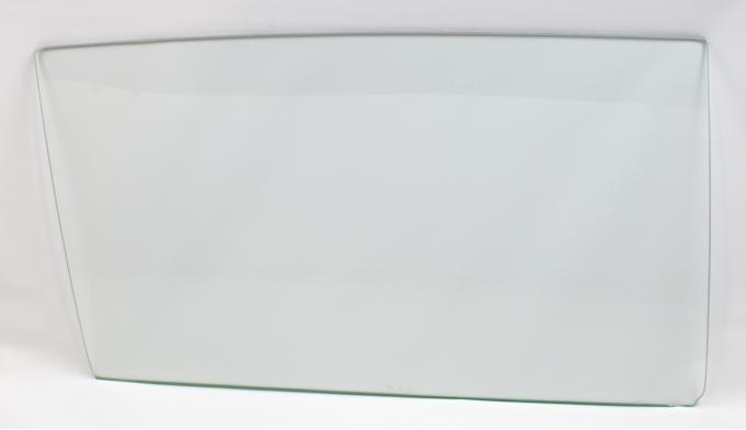 AMD Door Glass, Clear, RH, 68-69 Chevelle 2DR Sedan (Post); 68-72 GM BOP A-Body 2DR Sedan (Post) 550-3468-CSR