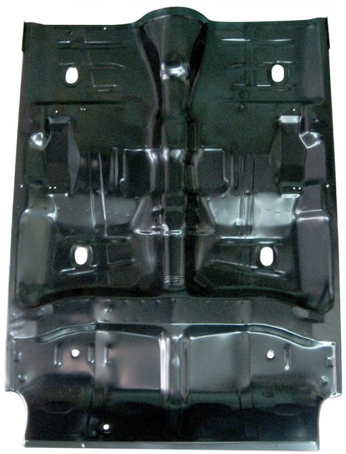 AMD Floor Pan, OE Style w/ Braces & Inner Rockers 400-3464