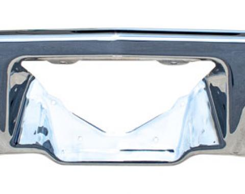 AMD Rear Bumper, 68 Chevelle Malibu (Except Wagon) 990-3468