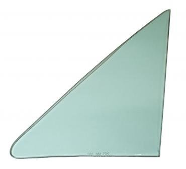 AMD Vent Glass, Green Tint, RH, 68 GM A-Body Coupe & Convertible 560-3468-TR