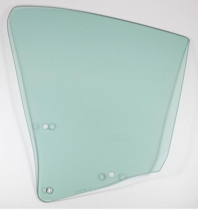 AMD Quarter Glass, Green Tint, RH, 68-69 Chevelle Coupe 795-3468-TR