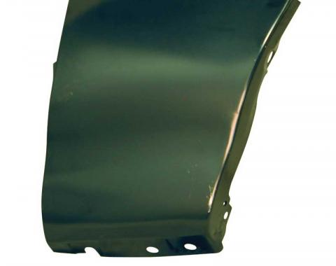 AMD Front Fender Lower Rear Repair Panel, RH 205-3470-R