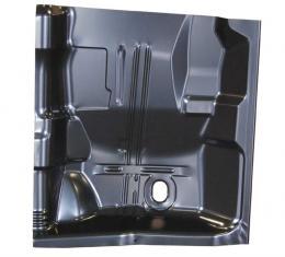 AMD Rear Floor Pan Patch, RH 410-3468-R