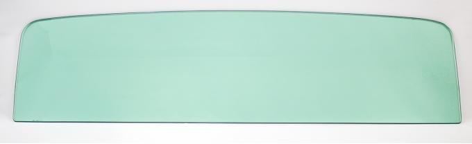 AMD Back Glass, Green Tint, 68-72 El Camino; 71-72 Sprint 660-3768-T
