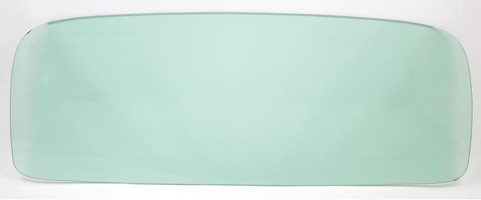 AMD Back Glass, Green Tint, 68-72 GTO 660-5468-T