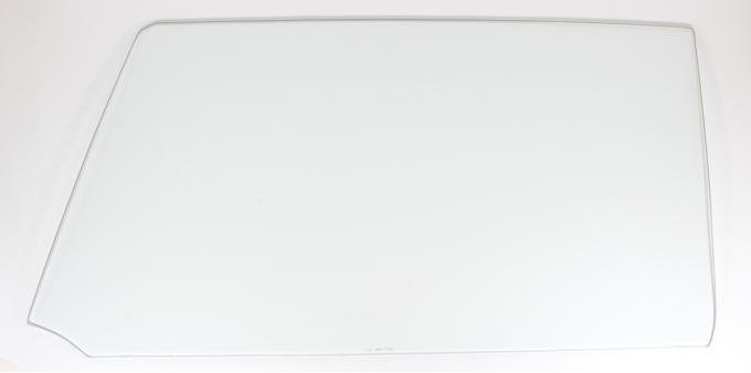 AMD Door Glass, Clear, LH, 66-67 Chevelle Coupe & Convertible 550-3466-CL