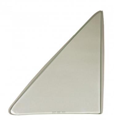 AMD Vent Glass, Clear, LH, 68-72 GM A-Body 2DR Sedan (Post) 560-3468-CSL