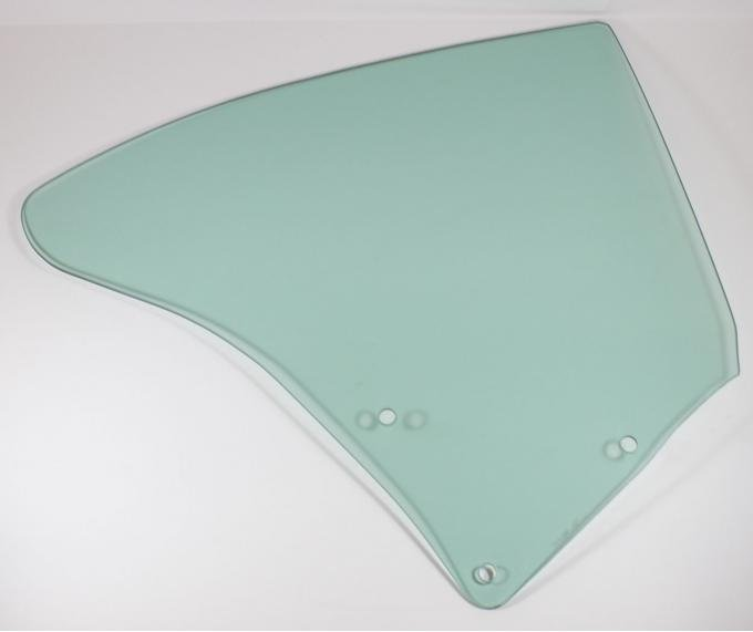 AMD Quarter Glass, Green Tint, RH, 68-72 Cutlass Coupe (Except Supreme) 795-7468-TR
