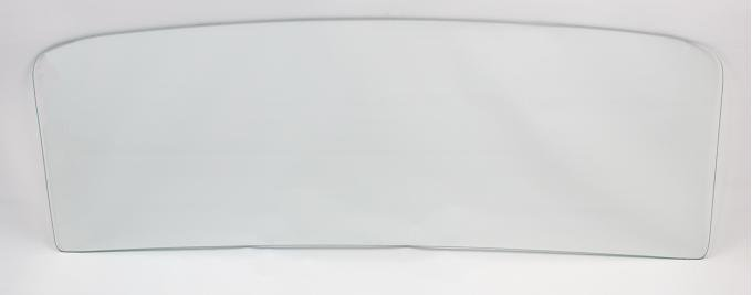 AMD Back Glass, Clear, 66-67 Chevelle Coupe; GM BOP Coupe & 2DR Sedan (Post) 660-3466-C