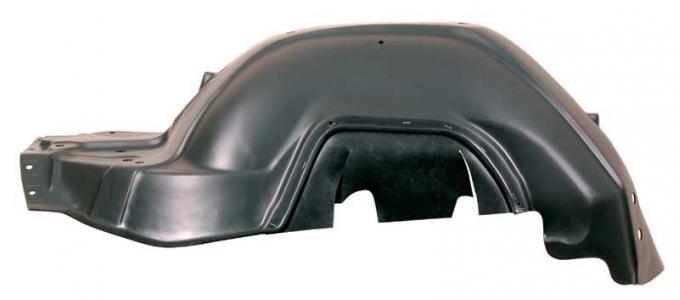 AMD Inner Fender, Plastic, RH, 68-69 Chevelle El Camino 250-3468-1R