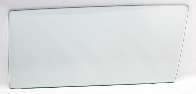 AMD Door Glass, Clear, LH, 64-67 Chevelle 2DR Sedan (Post); 64-65 GM A-Body 2DR Sedan (Post) 550-3464-CSL