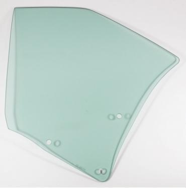 AMD Quarter Glass, Green Tint, LH, 68-72 GM A-Body Convertible 795-3468-TVL