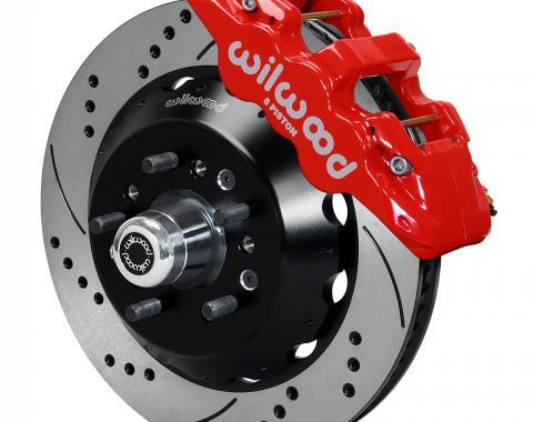 Wilwood Brakes AERO6 Big Brake Front Brake Kit 140-15053-DR