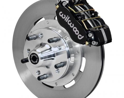 Wilwood Brakes Dynapro Dust-Boot Big Brake Front Brake Kit (Hub) 140-13203