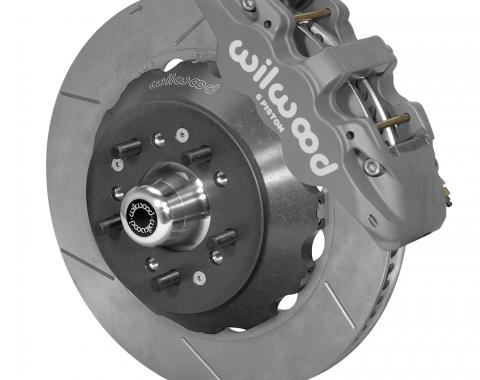 Wilwood Brakes AERO6 Big Brake Dynamic Front Brake Kit 140-14544