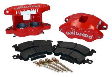 Wilwood Brakes D52 Front Caliper Kit 140-11291-R