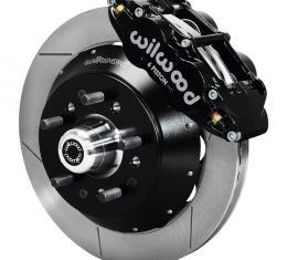 Wilwood Brakes Forged Narrow Superlite 6R Dust-Seal Big Brake Front Brake Kit (Hub) 140-15409