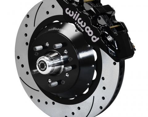Wilwood Brakes AERO6 Big Brake Front Brake Kit 140-15053-D