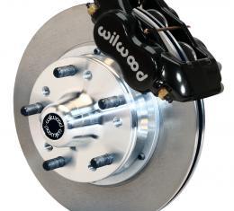 Wilwood Brakes Forged Dynalite Pro Series Front Brake Kit 140-10996