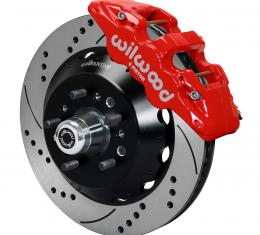 Wilwood Brakes AERO6 Big Brake Front Brake Kit 140-15053-DR