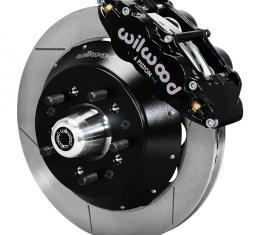 Wilwood Brakes Forged Narrow Superlite 6R Big Brake Front Brake Kit (Hub) 140-9803
