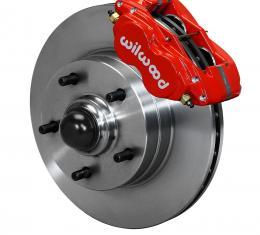Wilwood Brakes Classic Series Dynalite Front Brake Kit 140-15272-R