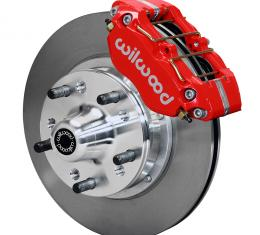 Wilwood Brakes Dynapro Dust-Boot Pro Series Front Brake Kit 140-13202-R